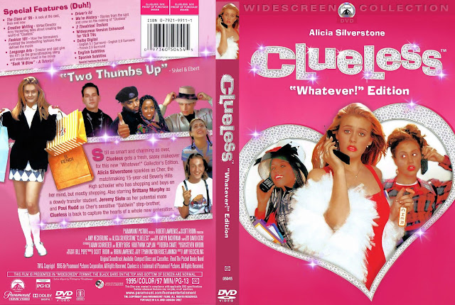 Clueless DVD Cover