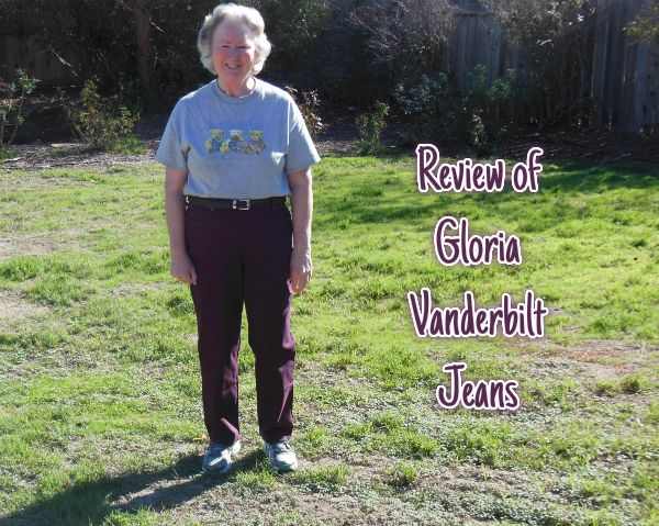 Gloria Vanderbilt Jeans for Pear-Shaped Women: A Review