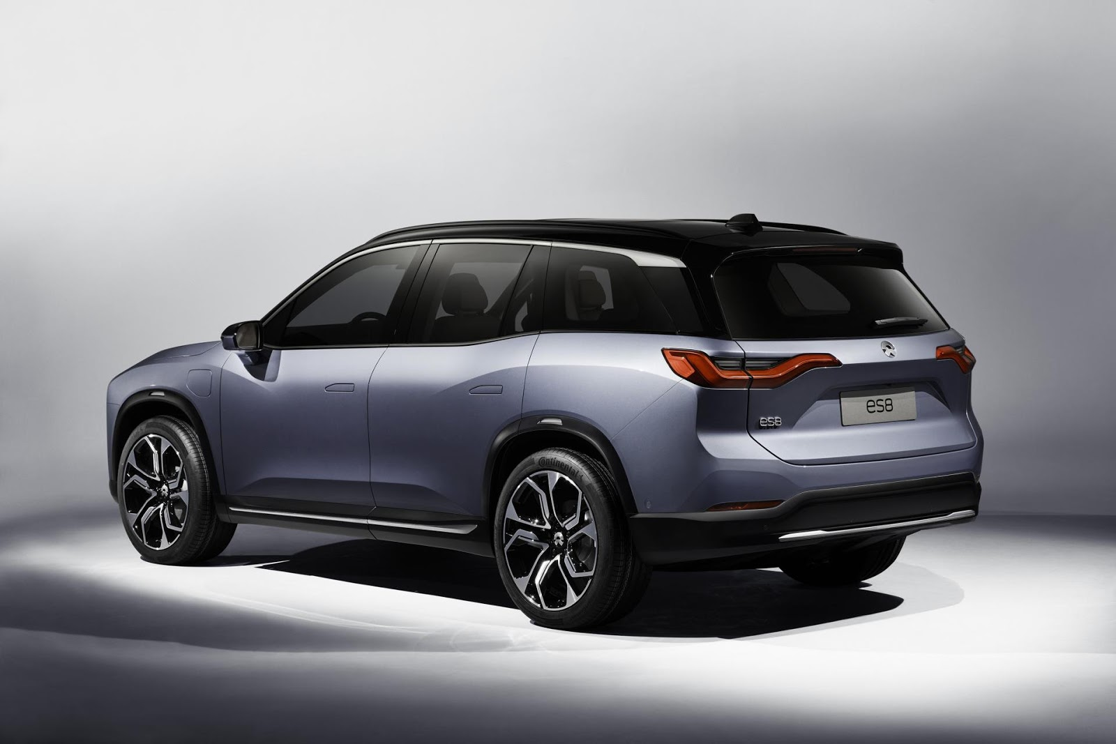 nio debuts es8 electric suv for china. Black Bedroom Furniture Sets. Home Design Ideas