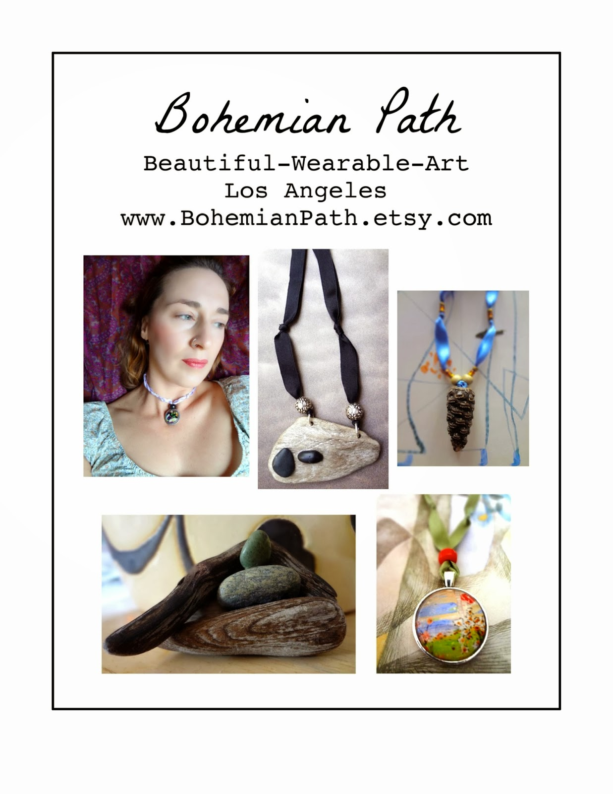 Bohemian Path Tarot: The Perils Of Being A Songwriter: On The Bohemian Path