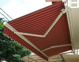 awning gulung depok jasa pembuatan awning gulung