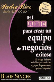 Descargar ebook pdf gratis El ABC Para Crear un Equipo de Negocios Exitoso de Blair Singer