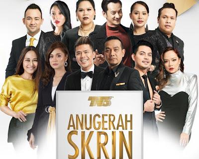 Senarai Pemenang ASK 2018 Anugerah Skrin