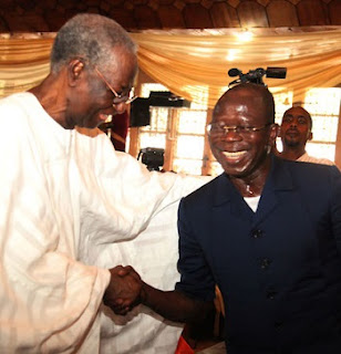 Edo Anenih and oshiomhole