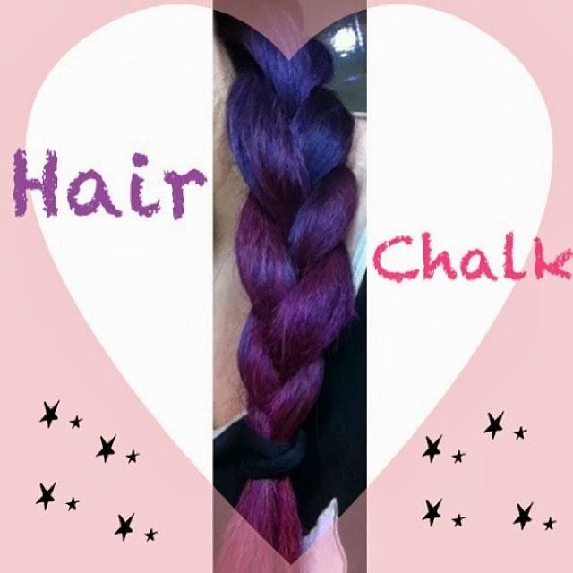 Hair Chalk L'Oréal prezzo, ombre hair viola rosa, dip dye viola rosa, luciano colombo milano