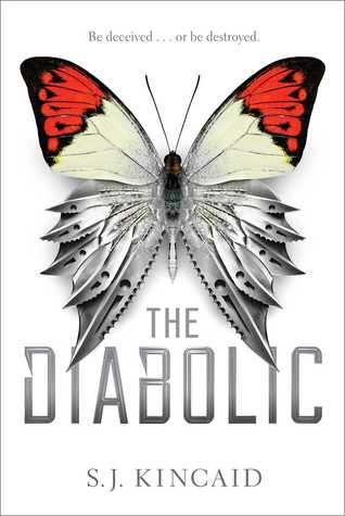 The Diabolic book cover