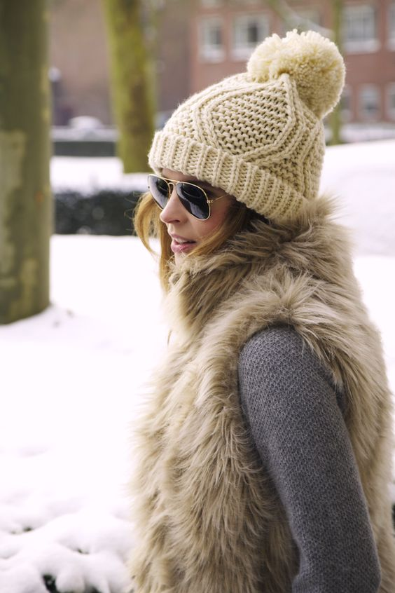 Top 6 Most Adorable Beanies Fashion