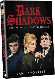 DVD Review - Dark Shadows: Fan Favorites