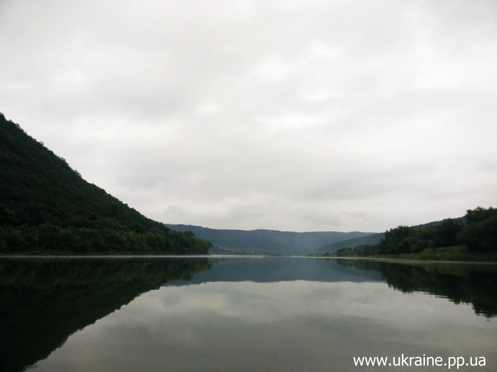 Днестр река