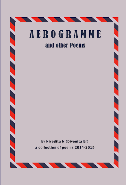 Book Review : Aerogramme and Other Poems - Nivedita N