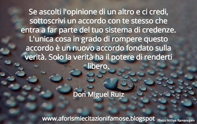 Aforismi E Citazioni Famose Aforisma Don Miguel Ruiz