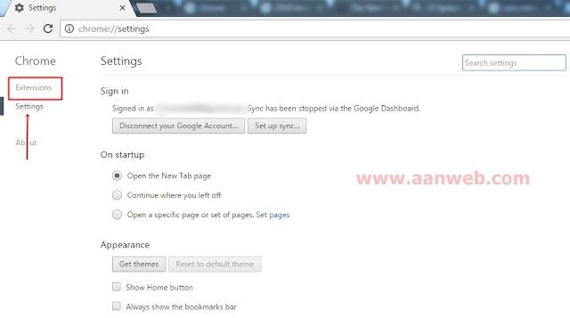 cara menampilkan idm secara otomatis di google chrome