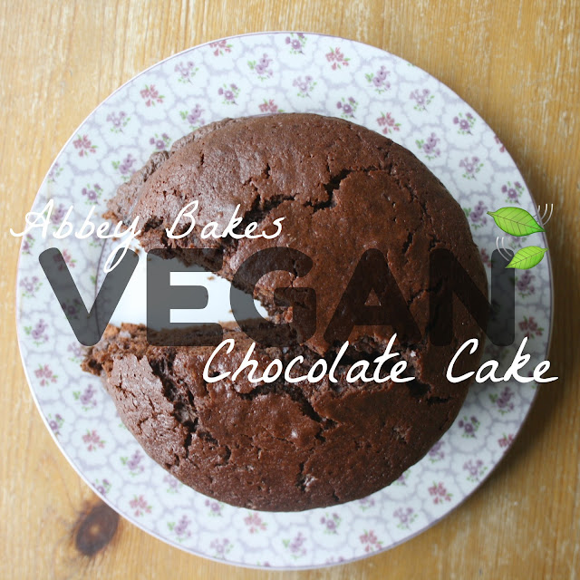 vegan chocolate cake recipe dairy free