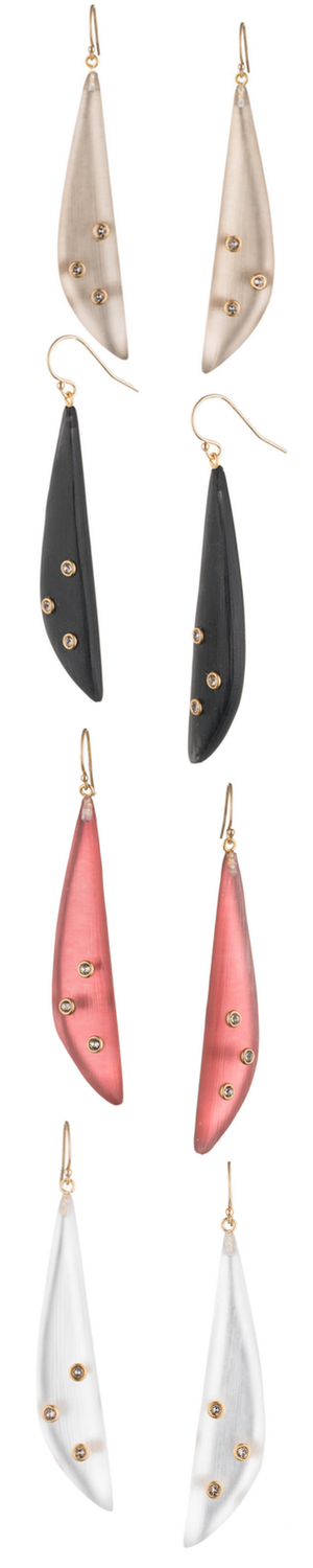 Alexis Bittar Coral Capsule Collection