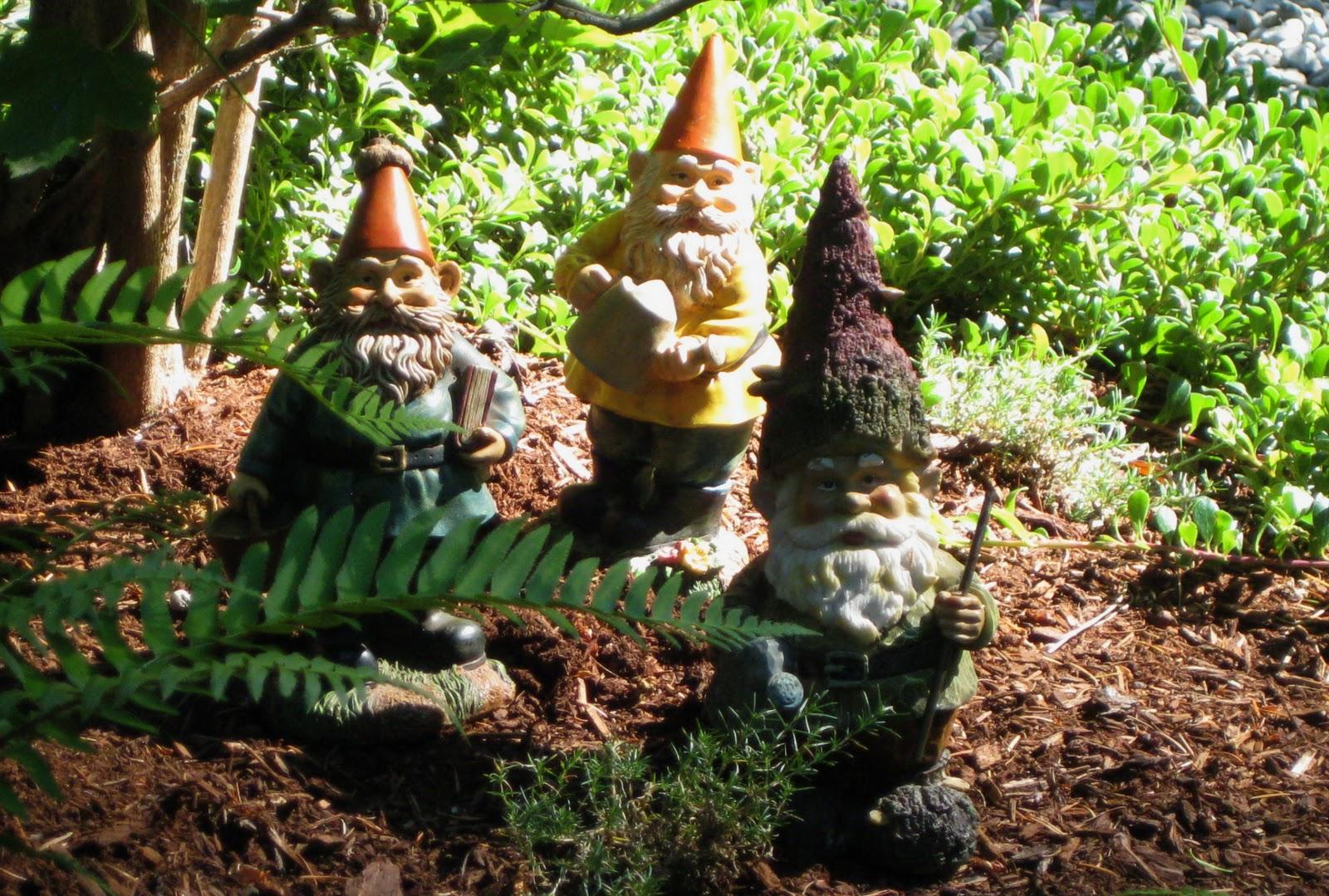 Gnome 4: Gnomes In The Garden