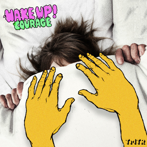 Courage shares new single 'Wake Up!'