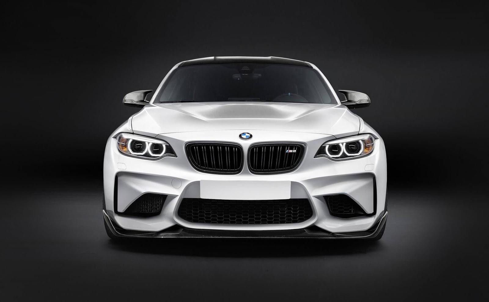 BMW M2 GTS by Alpha-N Performance przód