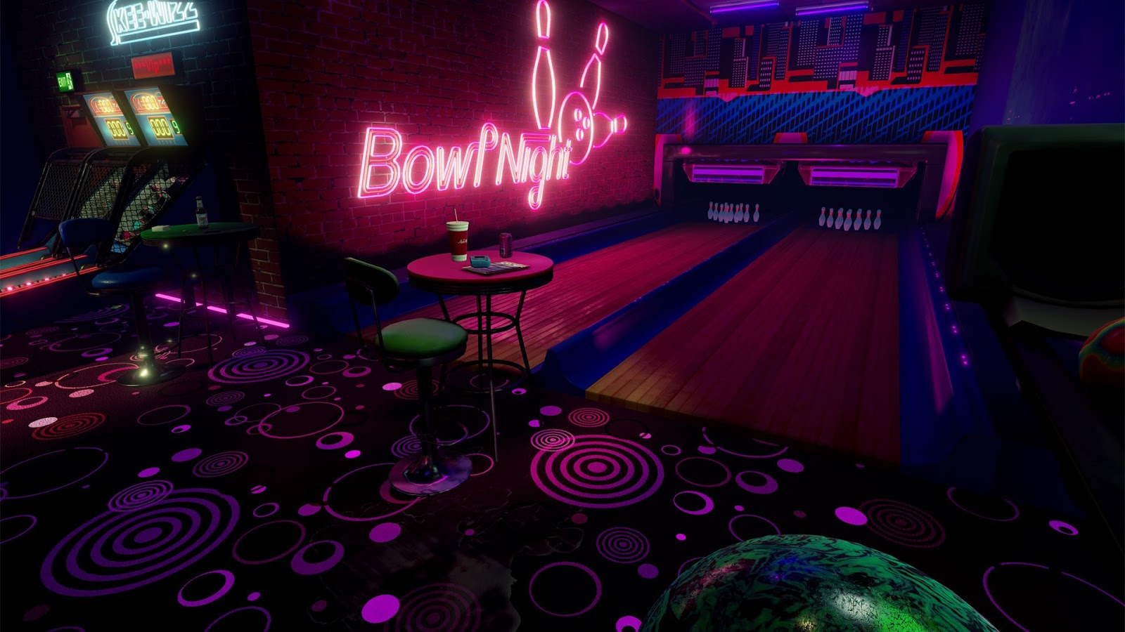 New Retro Arcade: Neon - PC / VR Review | Chalgyr's Game Room