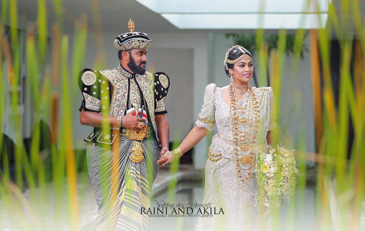 raini charuka wedding kandyan day rookantha