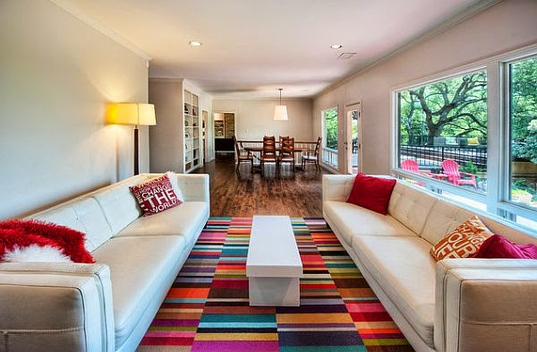 Empezamos La mejor seleccin de alfombras para tu sala
