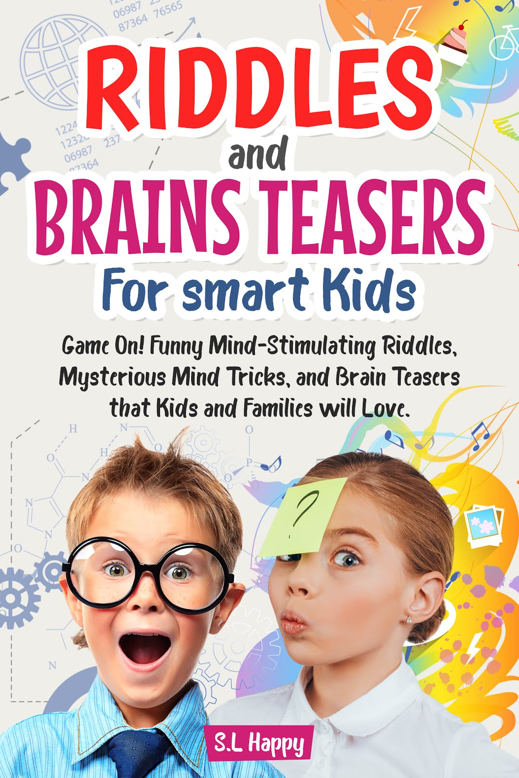 Riddles and Brain Teasers For smart Kids