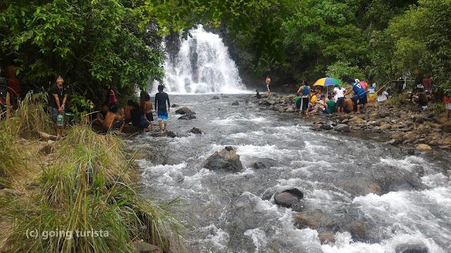 Nangoloan Falls