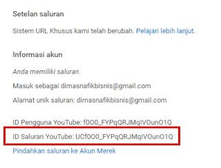 Cara buat tombol subscribe Youtube di blog atau website dengan mudah