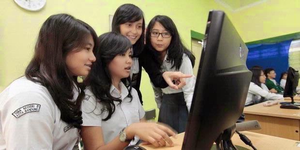 Nama-Nama Sekolah Favorit Di Bandung