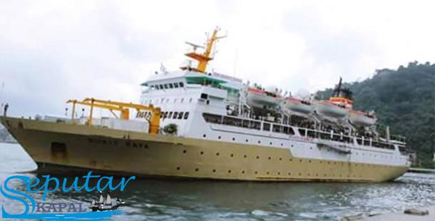Spesifikasi Kapal Pelni BUKIT RAYA