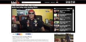VIDEO RANI KULUP UMUM BERTANDING DALAM PILIHAN RAYA UMUM KE 14 !
