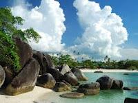 Pantai Tanjung Tinggi, Laskar Pelangi Bangka Belitung