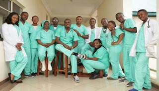School of Nursing, Iyi-Enu Past Questions