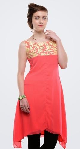 Drop Corner Dresses Fashion