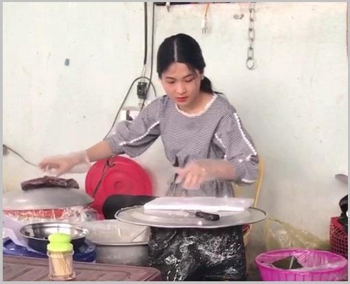 Hot girl bánh mướt ở Nghệ An bỗng dưng nổi tiếng trên internet - Ảnh 1