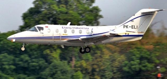 Ust. Arifin Ilham Dibawa ke Malaysia dengan Pesawat Elang Indonesia? Ini Pemiliknya