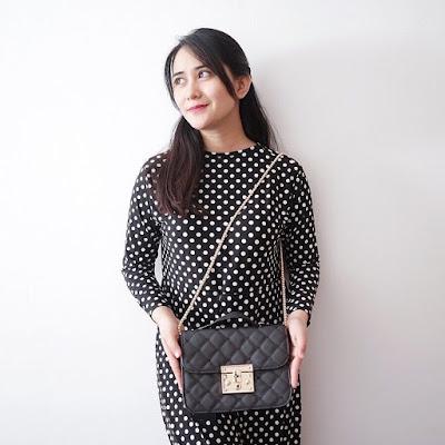Ryana Dea JH Marry Bag Black