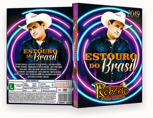 DVD – ROBERIO E SEUS TECLADOS ESTURO DO BRASIL – ISO