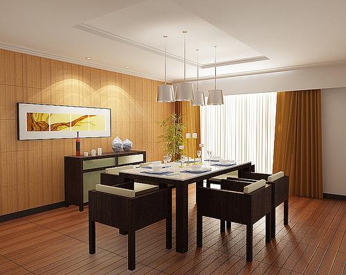 Hiasan Dan Perabot Bergantung Kepada Jenis Ruang Kegunaannya