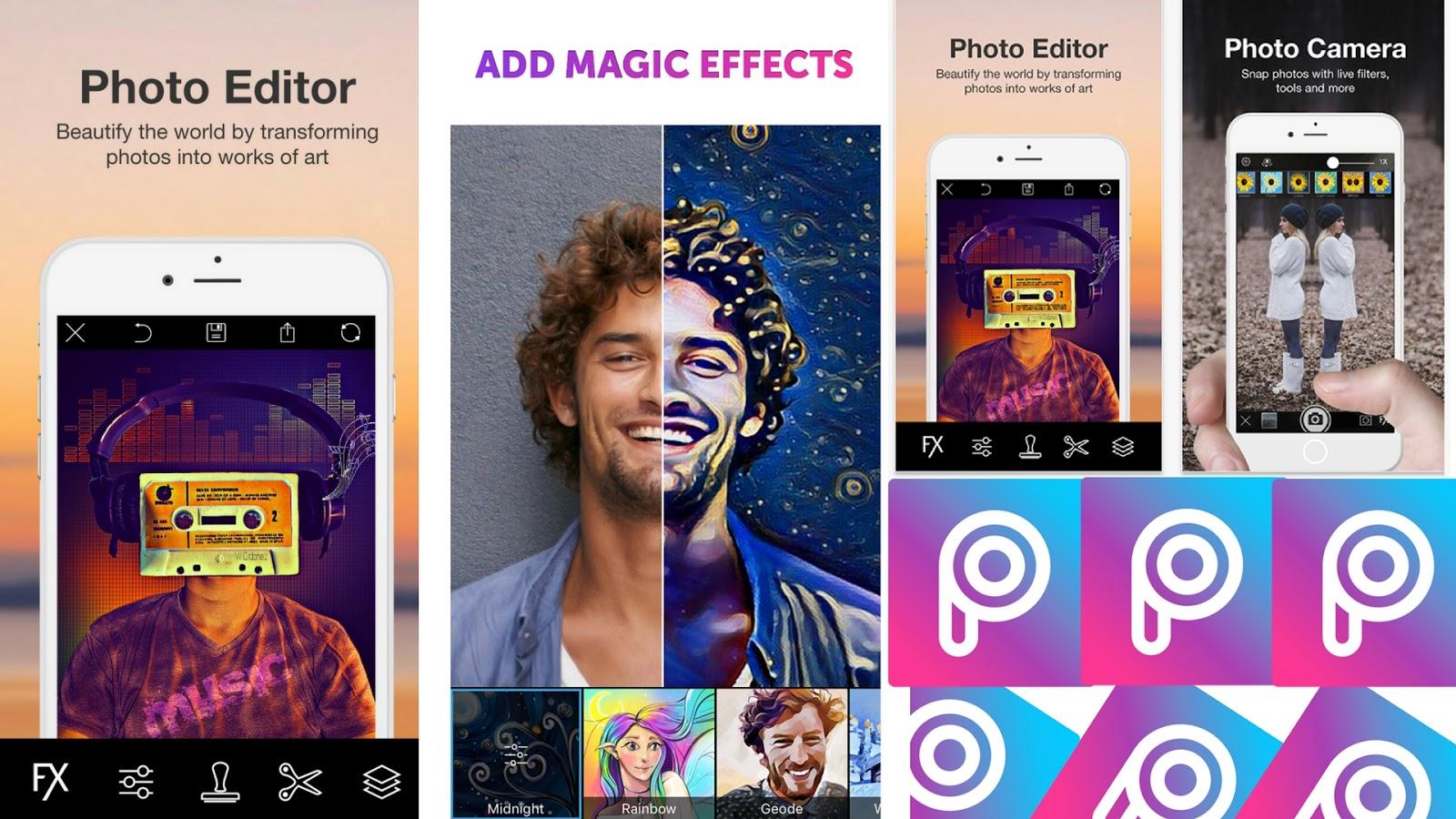 Picsart for Smartphones