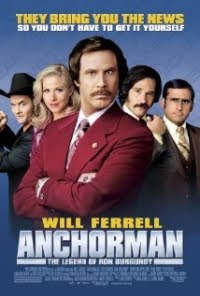 A sequel to 2004's anchorman the legend of ron burgundy.