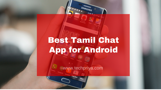 Tamilische Online-Chat-App