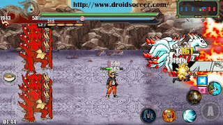 Download Naruto Senki Fixed FC AN14 Apk