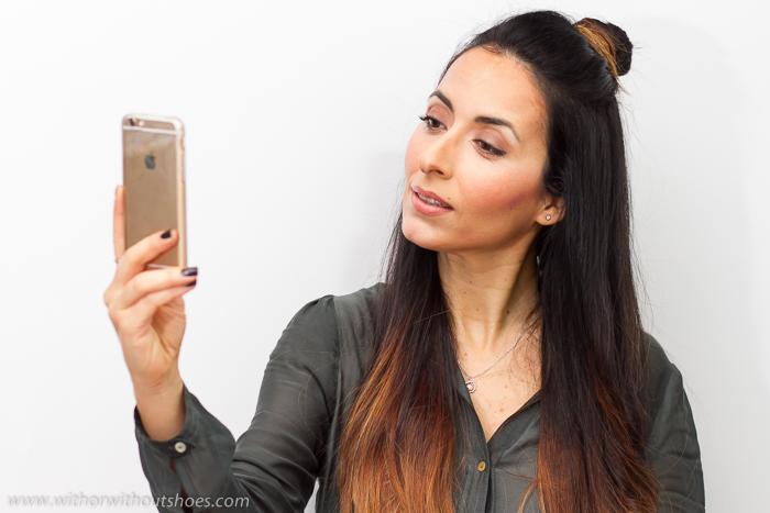Sorteo kits completos de productos Infalible Sculpt que L'Oréal selfiehashtag #selfiesinfalibles