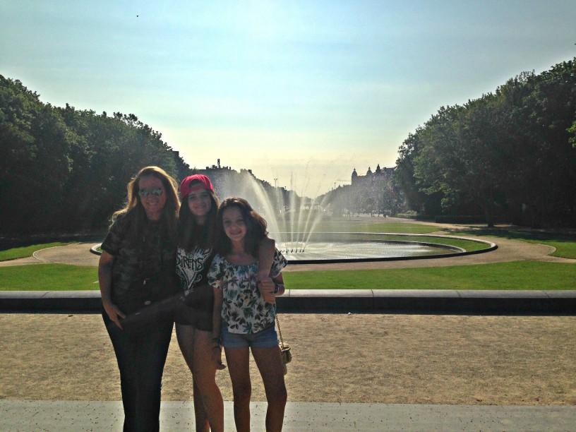 Parque-de-cincuentenario, bruselas