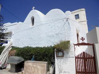 Άγιος Αντώνιος Μέγας Νάξος