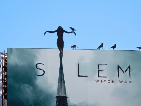 Salem season 2 special crow billboard