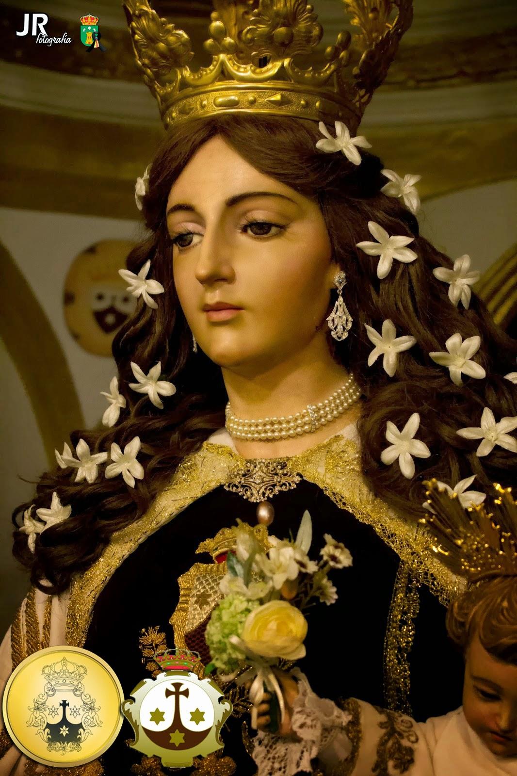 Resultado de imagen de Coronación del Carmen de Rute
