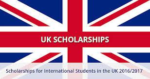 Scholarships in UK 2019 for International Students