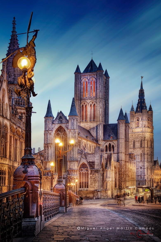 10 Best Places to Holiday in Belgium (100+ Photos) | Saint Nicholas, Ghent, Belgium