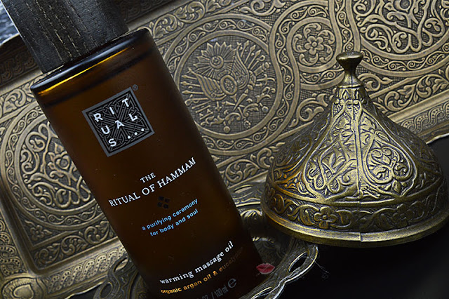 rituals, the rituals of hamman, warming massage oil, olio da massaggio hamman, eucalipto e rosmarino, sephora italia